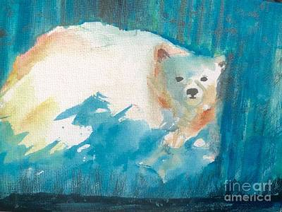 Painting - Alaskan Summer by Trilby Cole