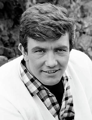Photograph - Albert Finney 1966 by Mountain Dreams