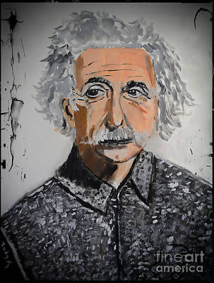 Painting - Albert by Judy Kay