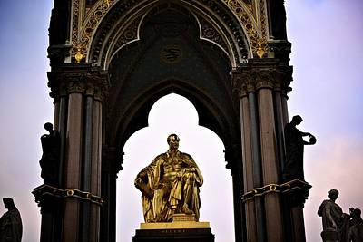 Albert Memorial Original by Lloyd Cook
