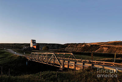 Photograph - Alberta Ghost Town by Brad Allen Fine Art