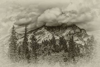 Digital Art - Alberta by Karl Anderson