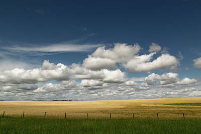 Photograph - Alberta Skies by Debby Herold