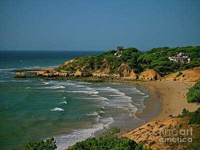 Photograph - Albufeira, Portugal by Lance Sheridan-Peel