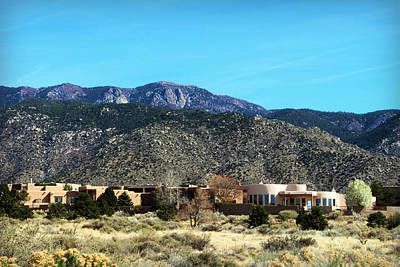Photograph - Albuquerque Country Living by Kathy M Krause