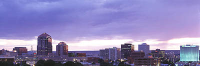 Albuquerque Nm Art Print by Panoramic Images