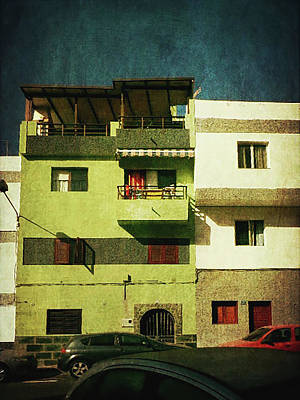 Photograph - Alcala, Another Green House by Anne Kotan