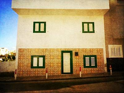 Photograph - Alcala White House No1 by Anne Kotan