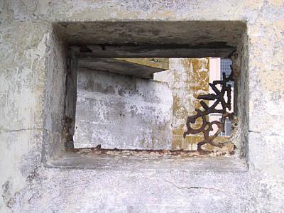Alcatraz 2 Original by Kevin Callahan