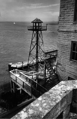 Alcatraz Art Print by David  Hubbs