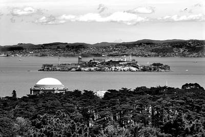 Alcatraz Photograph - Alcatraz by Greg Fortier