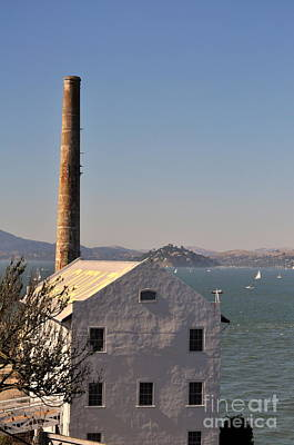 Photograph - Alcatraz View by Anjanette Douglas