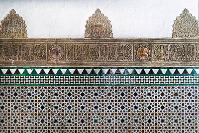 Photograph - Alcazar De Sevilla Wall Art by Adam Rainoff