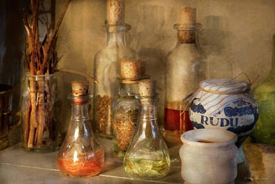 Photograph - Alchemy - Spellbinding by Mike Savad