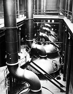 Photograph - Alcohol Distillery by Vintage Pix