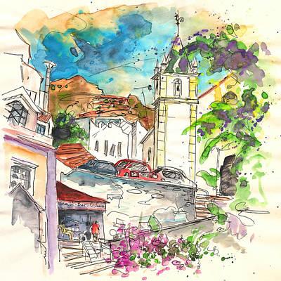 Alcoutim In Portugal 02 Art Print by Miki De Goodaboom