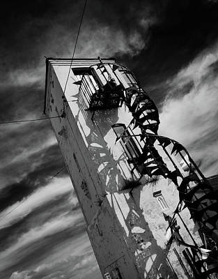 Photograph - Aldeburgh Beach South Lookout Tower by David Calvert