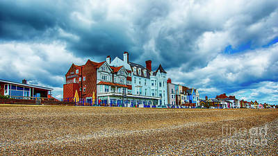 Photograph - Aldeburgh Suffolk by Chris Thaxter