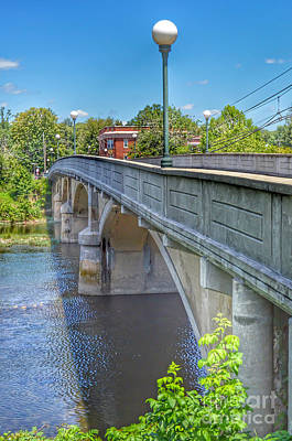 Photograph - Alderson Bridge  by Kerri Farley