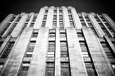 Photograph - Aldred Building Face by John Rizzuto