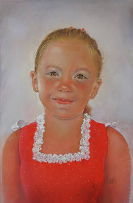 Painting - Alejandra by Margaret Merry