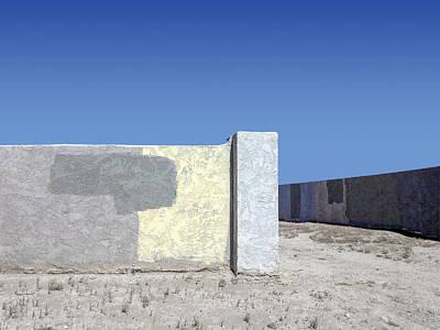 Photograph - Alejo Lot West Entrance by Stan  Magnan