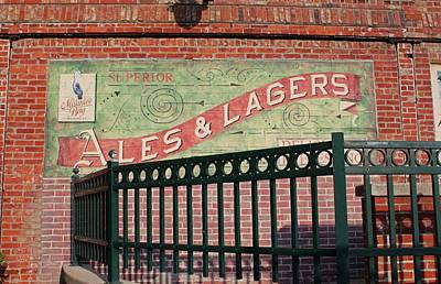 Photograph - Ales And Lagers by Michiale Schneider
