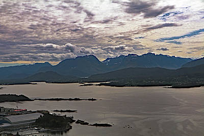 Photograph - Alesund Islands by Tony Murtagh