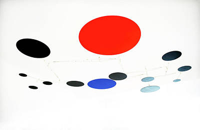 Photograph - Alexander Calder Mobile 1 by Marilyn Hunt