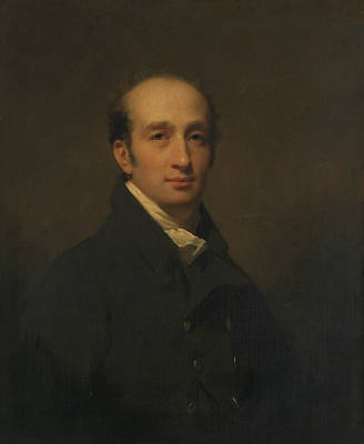 Painting - Alexander Maconochie Of Meadowbank by Henry Raeburn