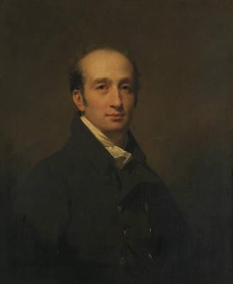 Painting - Alexander Maconochie Of Meadowbank by Henry Raeburn