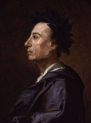 alexander pope paintings fine art america alexander pope painting alexander pope by jonathan richardson c1738 by artistic rifki
