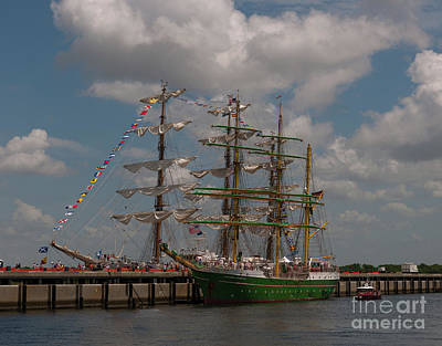 Photograph - Alexander Von Humboldt II  by Dale Powell