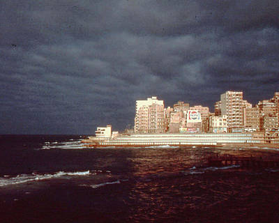 Photograph - Alexandria Egypt by Gary Wonning