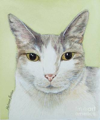 Abandoned Pets Painting - Alexis by Melissa Jackson