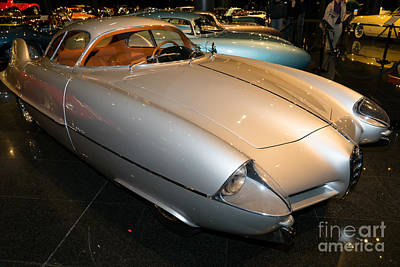 Photograph - Alfa Romeo Bat 9 Dsc02656 by Home Decor