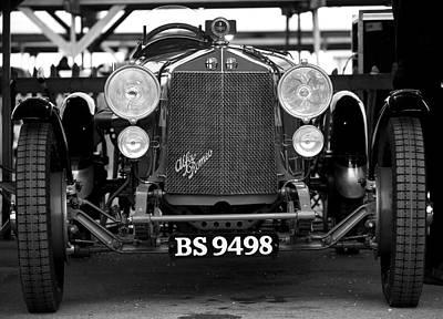 Vintage Porn Photograph - Alfa Romeo Rls  by Robert Phelan