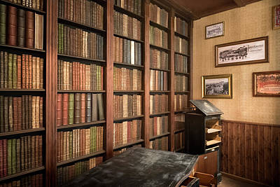 Photograph - Alfons Haberfeld Office In Auschwitz by RicardMN Photography