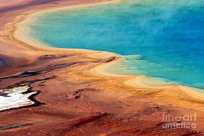Photograph - Algae Seas by Adam Jewell