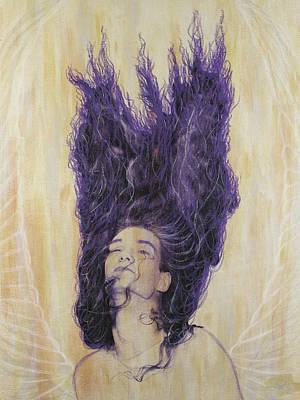 Algiz Art Print by Arnuda