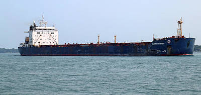 Photograph - Algoma Discovery 1 by Mary Bedy