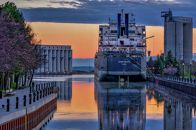 Photograph - Algoma Olympic by Irwin Seidman