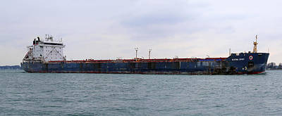 Photograph - Algoma Spirit Panorama by Mary Bedy