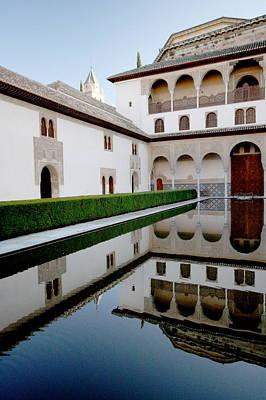 Alhambra Art Print by Jason Hochman