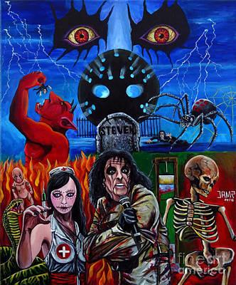 Alice Cooper Nightmare Original