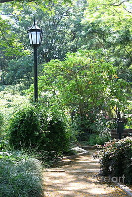 Keck Photograph - Alice Keck Park Memorial Gardens by Henrik Lehnerer
