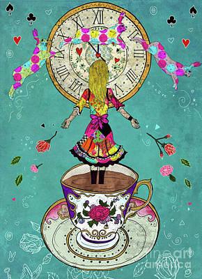 Alice's Dream Art Print