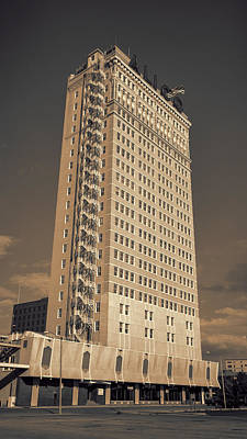 Alico Building #2 Art Print by Stephen Stookey