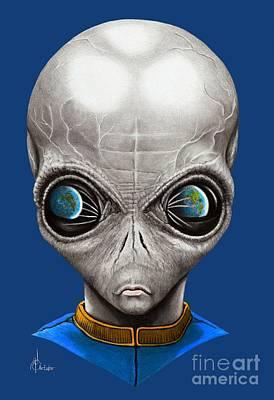Alien From Space Original