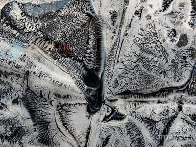Digital Art - Alien Wonder World Scene One by Joseph Baril